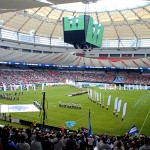 The Vancouver Whitecaps play an exciting game, particularly when the Portland Timbers or Seattle Sounders come to town. Photo via wikipedia
