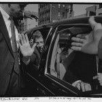 Bill Clinton. Lower East Side, 1992/2011 inkjet on paper 50.8 x 61.0 cm Courtesy of the artist, Three Shadows Photography Art Center, and Chambers Fine Art.