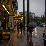 Rainy Vancouver (Photo by Rolando Tanglao)