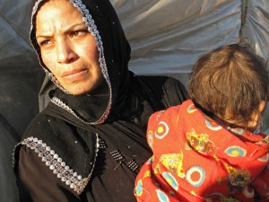 syrian refugees - World Bank, creative commons licensed