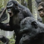 Is this 'gorilla warfare?' Scene from the Dawn of the Planet of the Apes.
